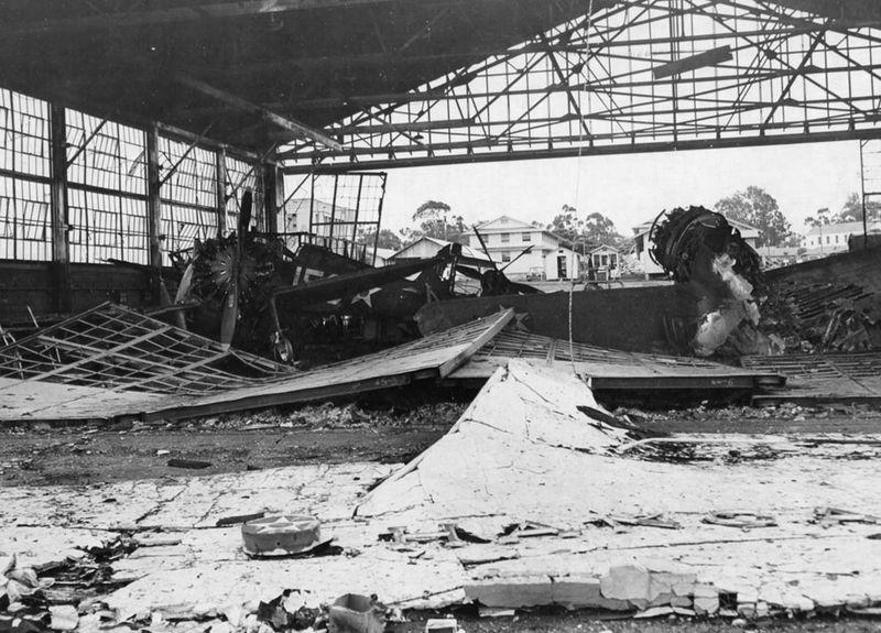 war36 Вторая мировая война: Атака на Перл Харбор (Часть 7)