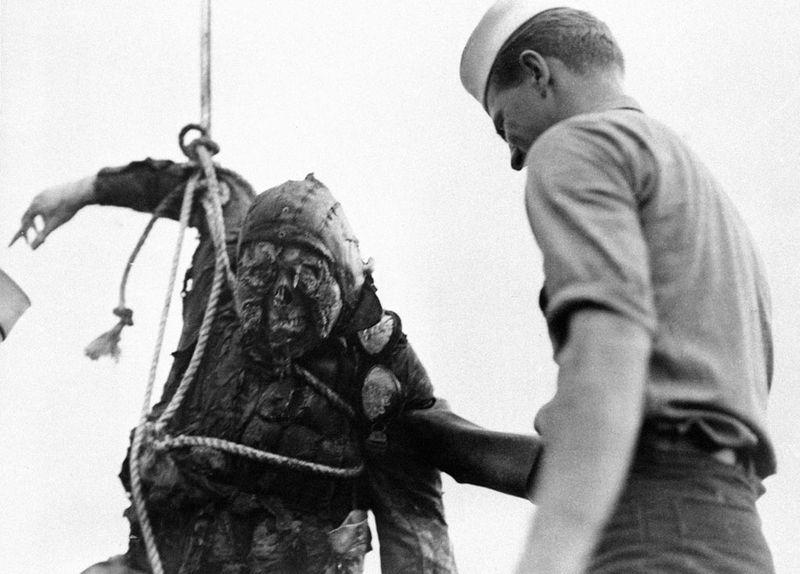 war40 Вторая мировая война: Атака на Перл Харбор (Часть 7)