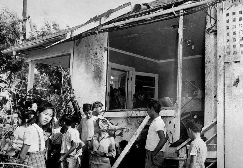 war41 Вторая мировая война: Атака на Перл Харбор (Часть 7)