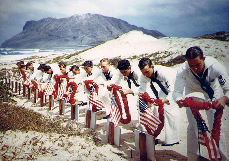 war44 Вторая мировая война: Атака на Перл Харбор (Часть 7)