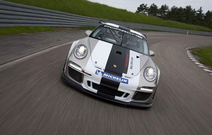 Porsche 911 GT3 RS Cup (5 фото)