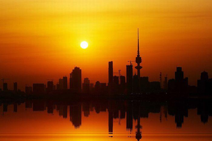 Восход солнца (54 фото)