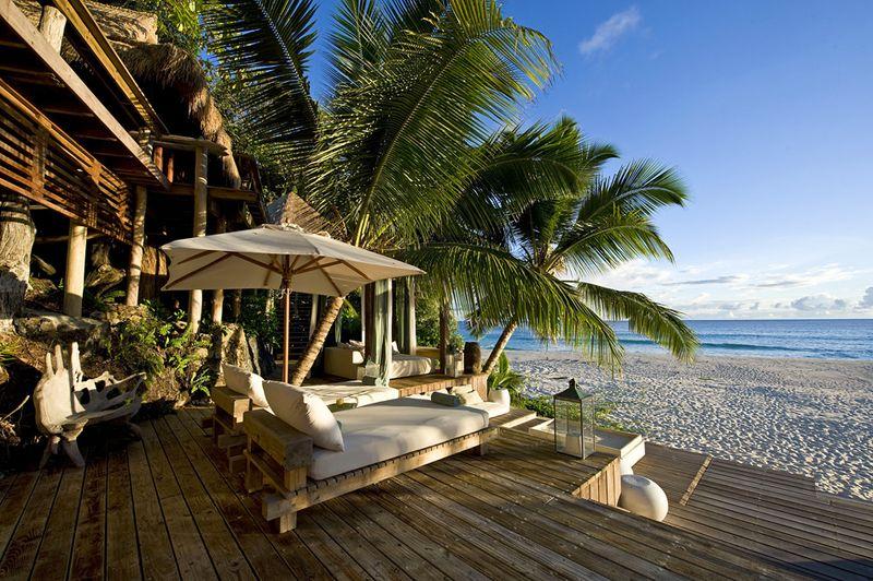 Роскошный частный остров на Сейшелах (23 фото)