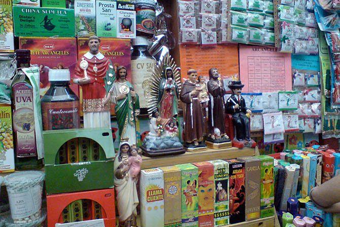 Колдовской рынок Сонора (27 фото)