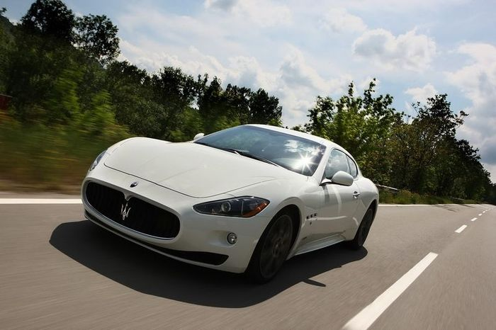 Maserati GranTurismo S получил спорт-пакет (4 фото)