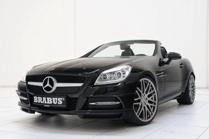 Mercedes SLK от ателье Brabus (16 фото)