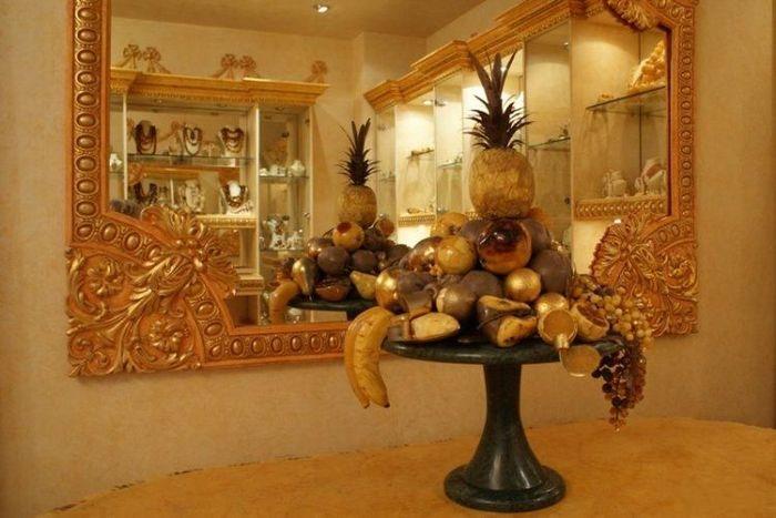 Янтарная комната – в Риге!  (19 фото)