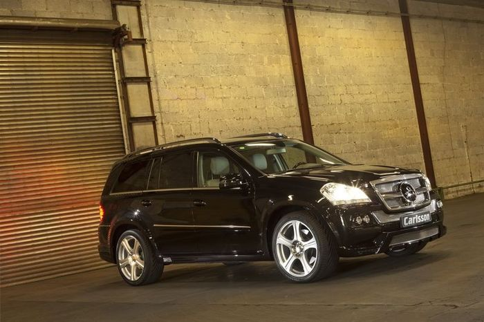 Mercedes-Benz GL Grand Edition - CGL45 от Carlsson (10 фото)