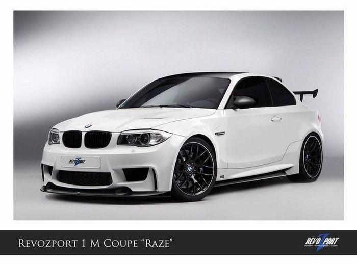 BMW 1M Raze от ателье RevoZport (15 фото)