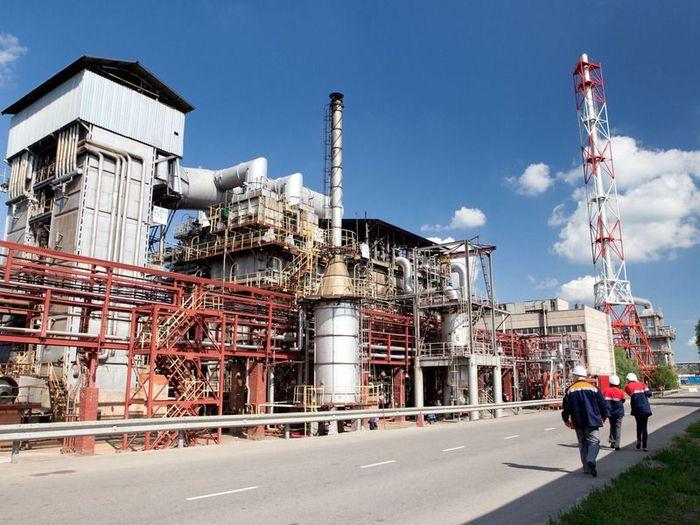 Производство бензина и ДТ в Москве (6 фото+текст)