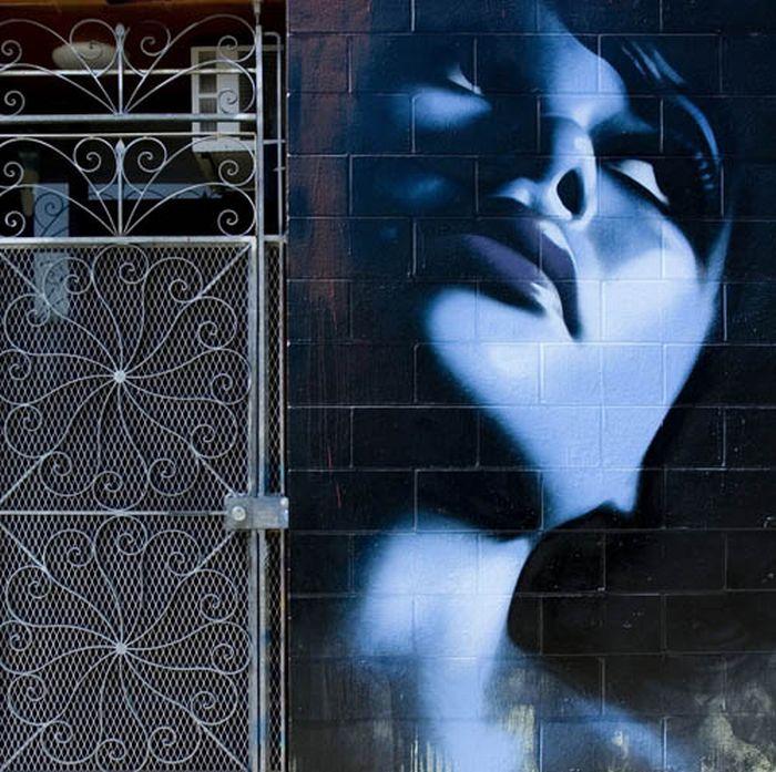 Удивительные граффити (49 фото)