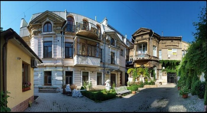 Парадные Одессы (31 фото)