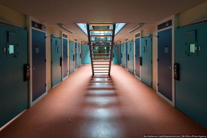 Тюрьма в Нидерландах (60 фото)