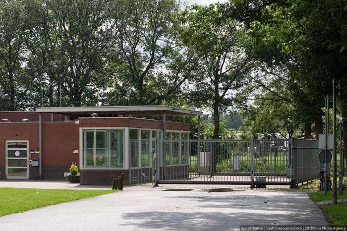 Нидерландская тюрьма (60 фото)