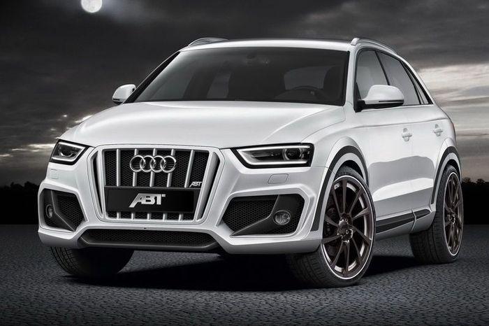 Audi Q3 Crossover от ABT Sportsline (4 фото)