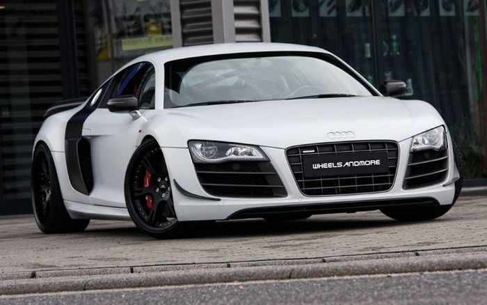 Audi R8 GT Supersport от Wheelsandmore (5 фото)