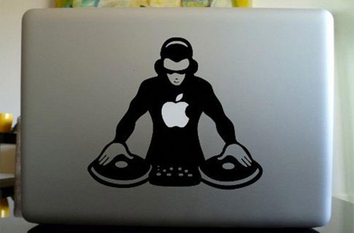 Классные наклейки для MacBook (13 фото)