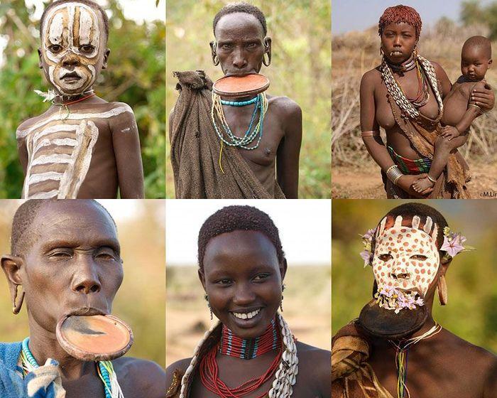 Африканские племена сексуальная жизнь