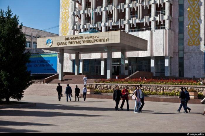 На чем ездят Студенты Казахстана (23 фото)