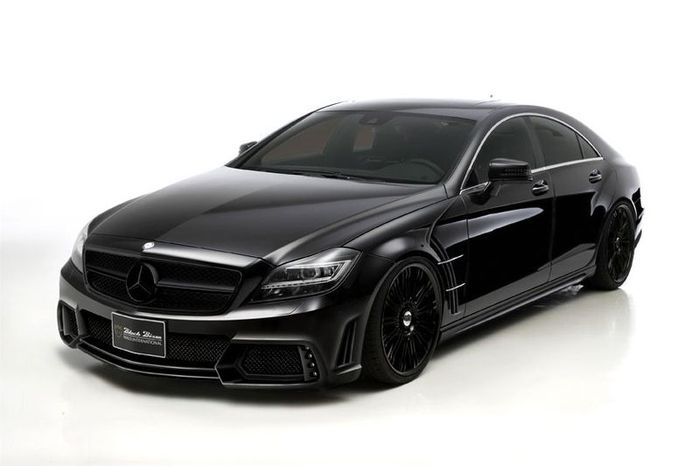 Mercedes-Benz CLS Black Bison от ателье Wald International (2 фото)