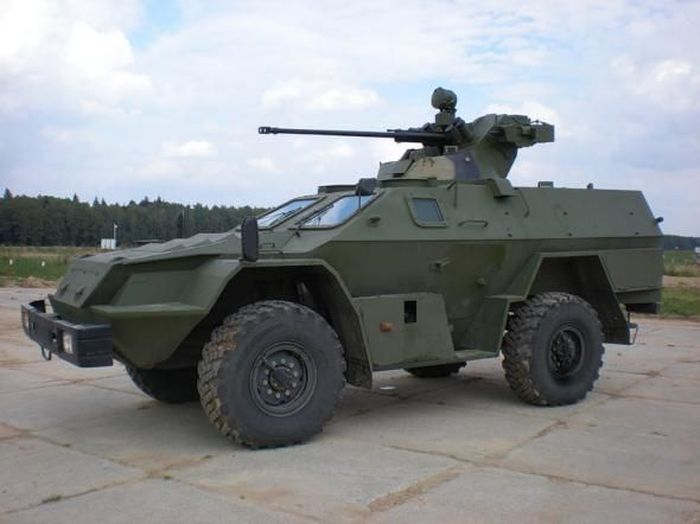 Боевая машина КАМАЗ-43269_«Выстрел» (12 фото)