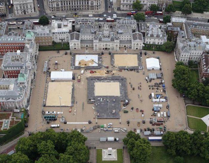 Олимпийские объекты в Лондоне (22 фото)
