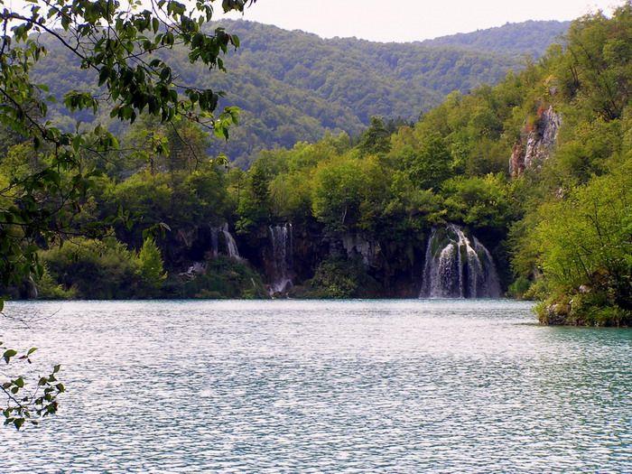 Плитвицкие озёра в Хорватии (7 фото)