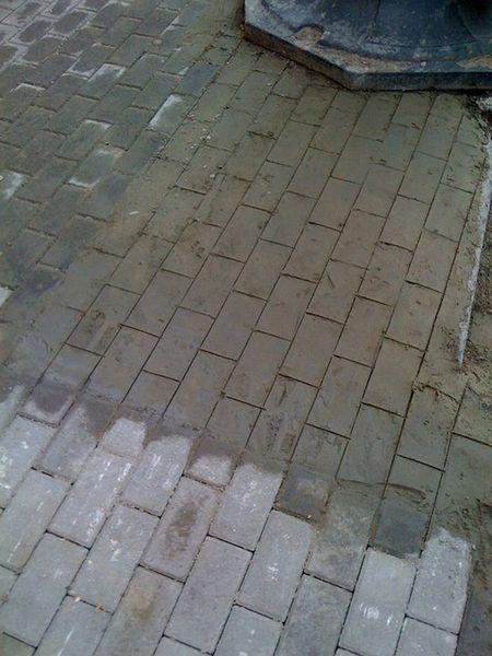Рисую плитку недорого (3 фото)