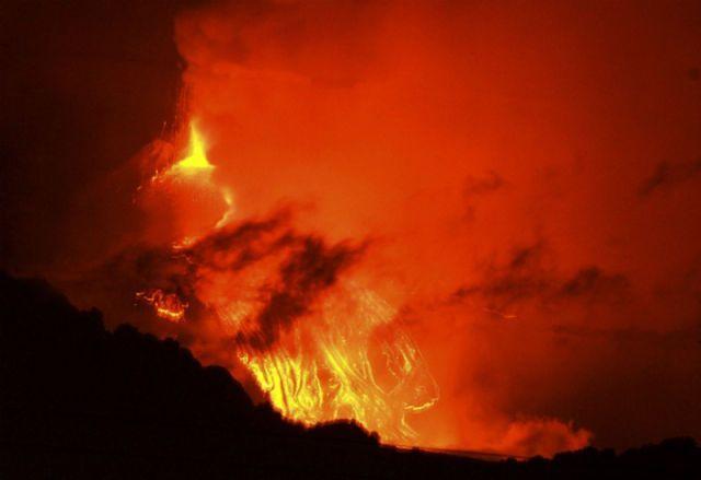 Вулканическая красота в Сицилии (13 фото)