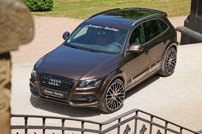 Audi Q5 от тюнинг ателье Senner Tuning (26 фото)