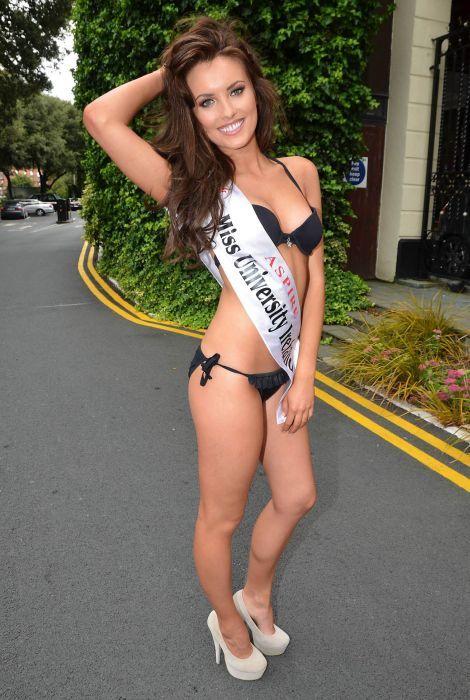 Конкурс на секси-мисс Ирландии (9 фото)