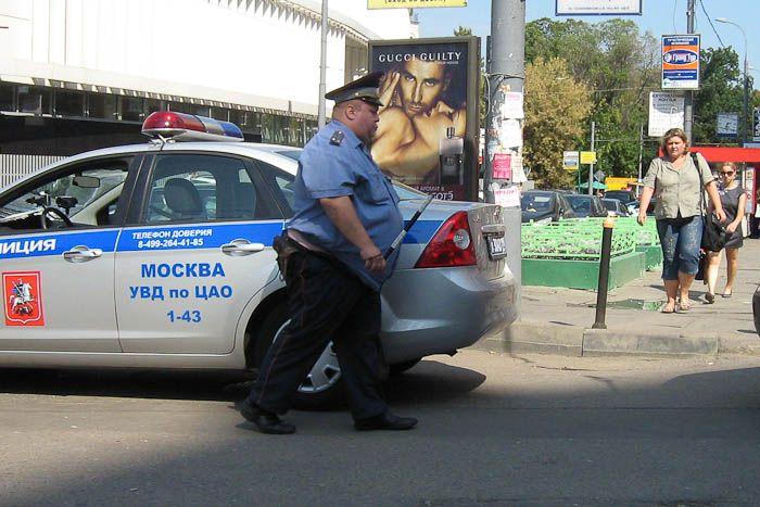 Переаттестация прошла успешно - господин полицейский 2011 (4 фото)