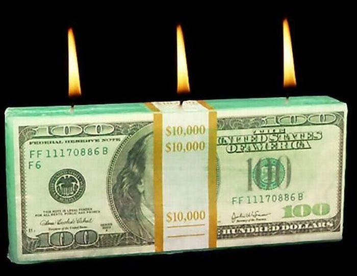 Необычные свечи (14 Фото)