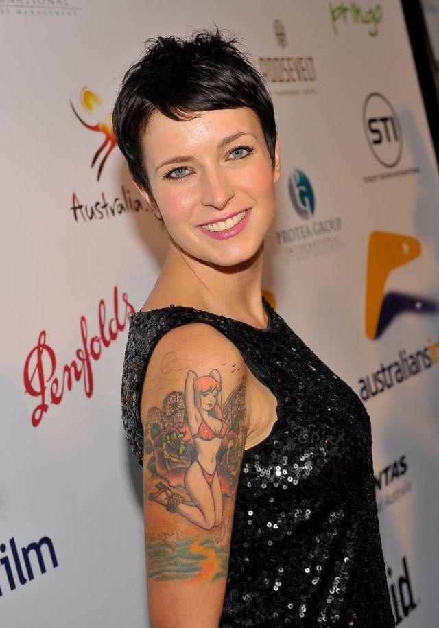 Татуировки звезд. Часть 2 (56 фото)