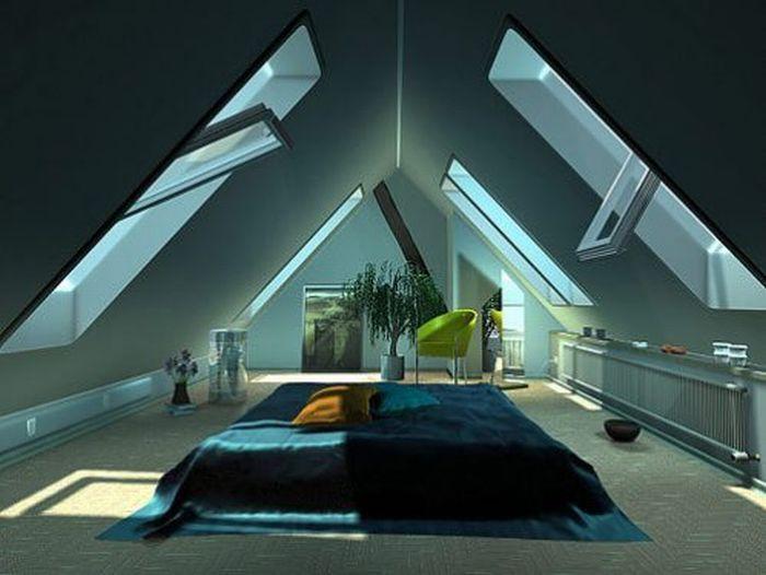 Собрание лучшего дизайна для спальни (33 Фото)