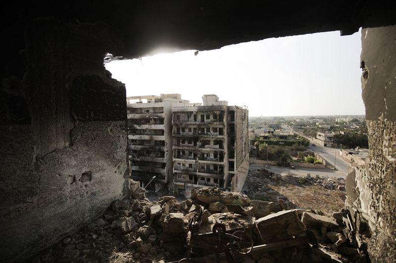 libia03 Ливия   6 месяцев после начала войны