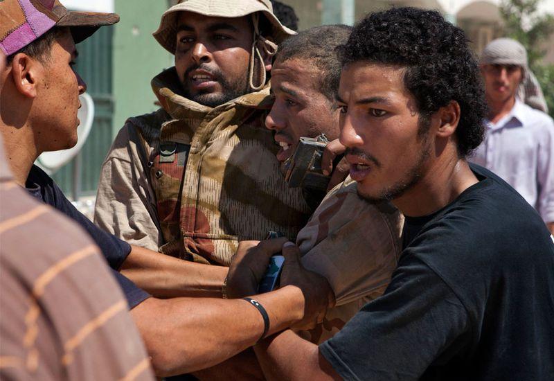 libia04 Ливия   6 месяцев после начала войны