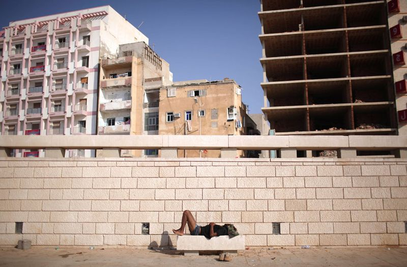 libia10 Ливия   6 месяцев после начала войны
