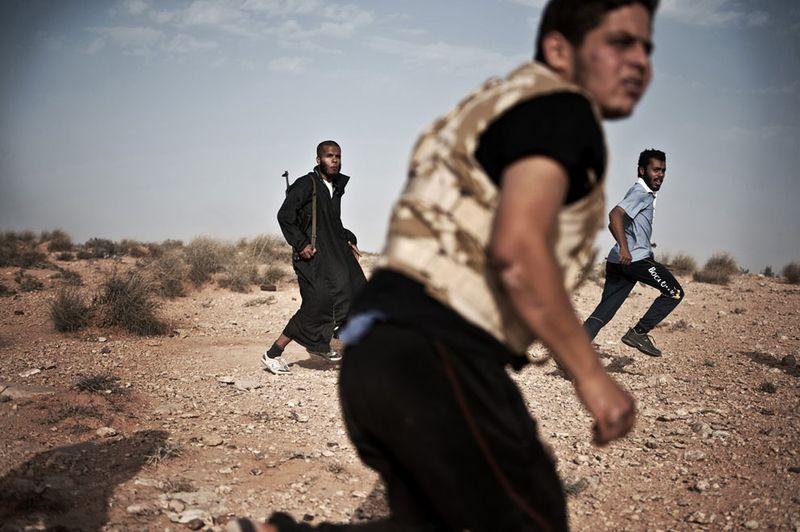 libia11 Ливия   6 месяцев после начала войны