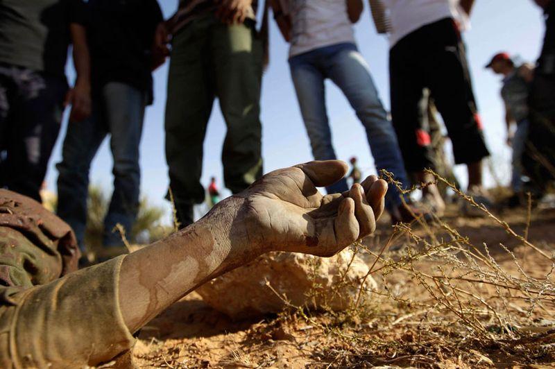 libia12 Ливия   6 месяцев после начала войны