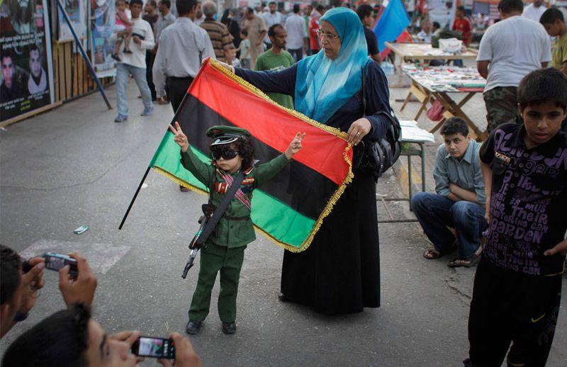 libia15 Ливия   6 месяцев после начала войны