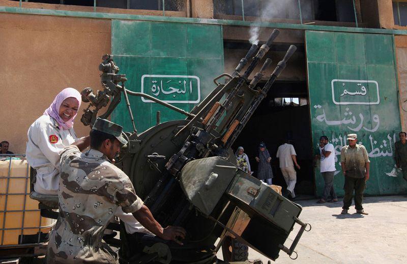 libia37 Ливия   6 месяцев после начала войны