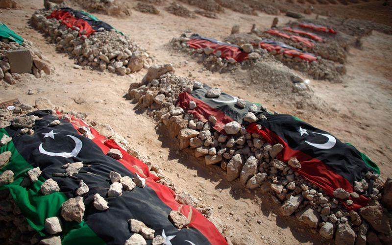 libia39 Ливия   6 месяцев после начала войны