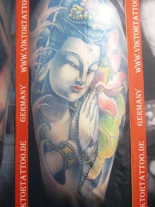 Фестиваль татуировки (48 фото)