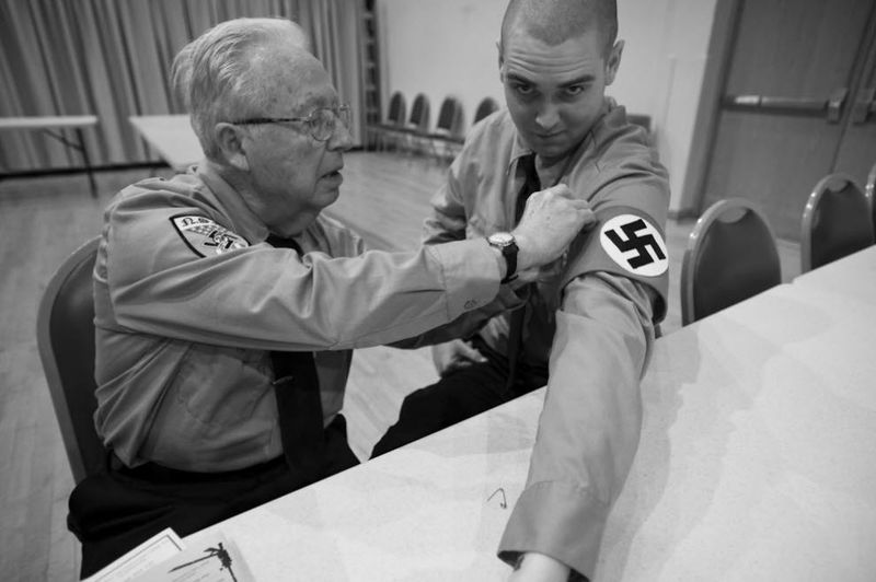 nazi01 Неонацизм в США