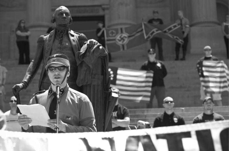 nazi08 Неонацизм в США