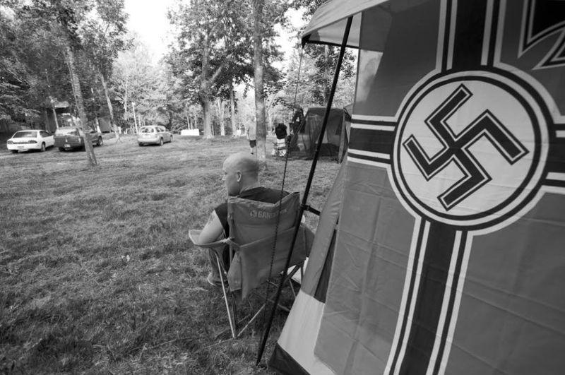 nazi17 Неонацизм в США