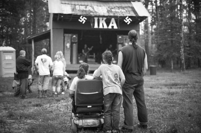 nazi23 Неонацизм в США