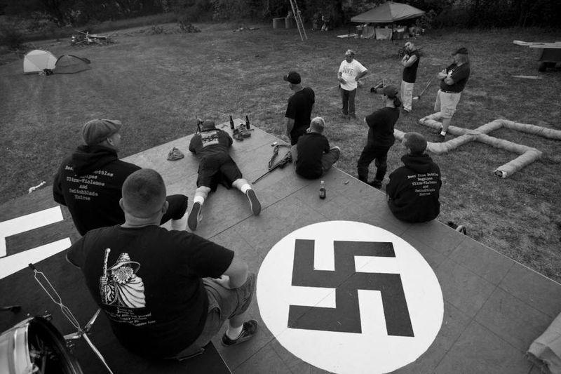nazi28 Неонацизм в США