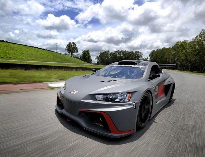 Новый суперкар Supersport от компании 999 Motorsports (32 фото)
